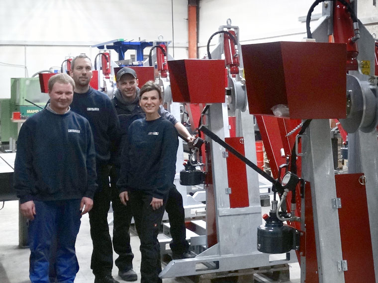 Team Ortbauer Metall- und Maschinenbau
